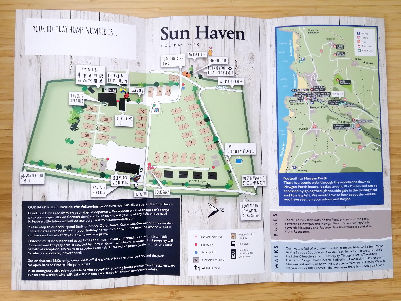 Sun Haven static leaflet