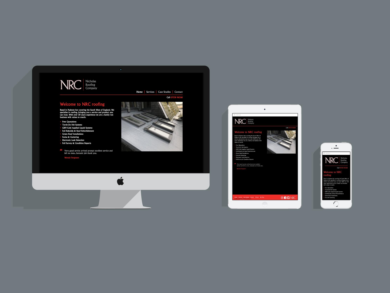 Web design for NRC