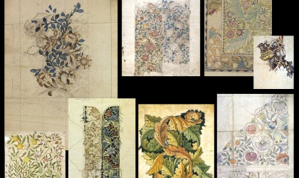 William Morris Drawings