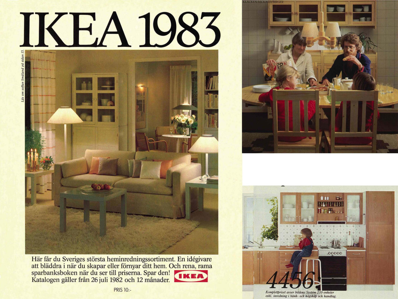 1980s Ikea catalogue