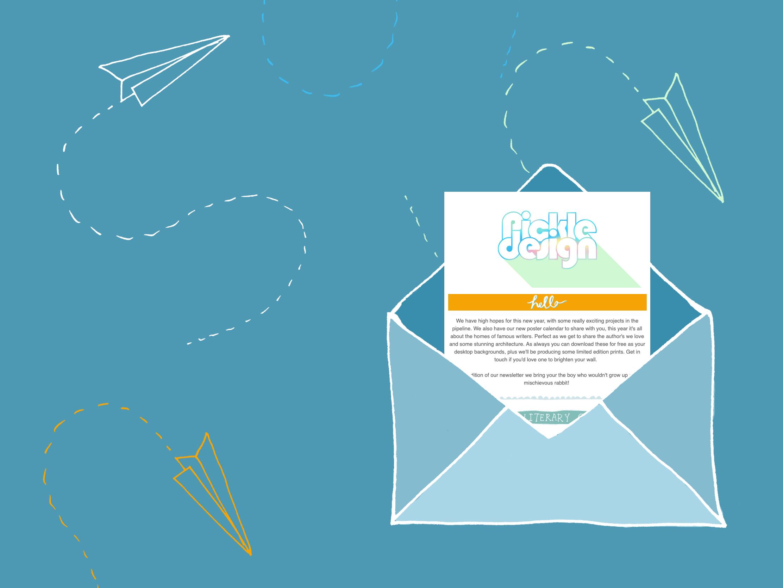 Pickle Design Newsletter