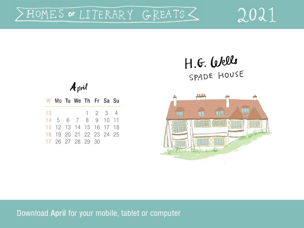 April-Calendar-Website-Slider-Image-H.G.Wells