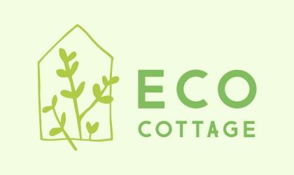 Eco Cottages Logo Design