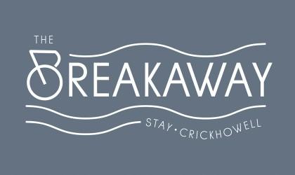 The Breakaway logo design