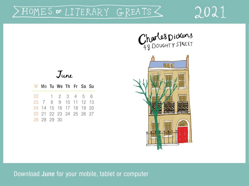 June-Calendar-Website-Slider-Image-Charles-Dickens