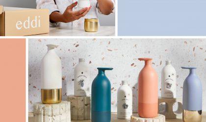 Eco soap dispenser with lovely design