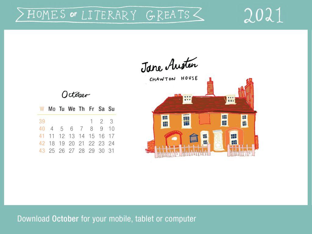 October-Calendar-Website-Slider-Image-Jane-Austen